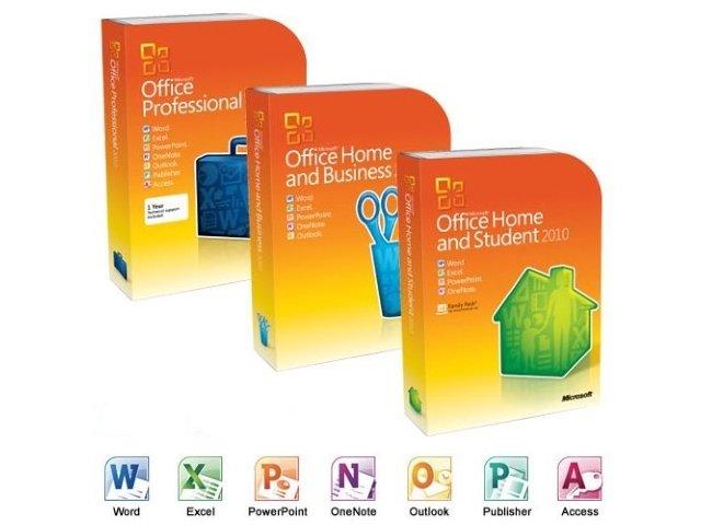 Различные варианты установки Microsoft Office